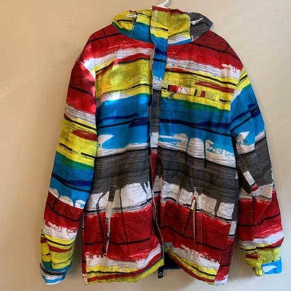 new styles b206d 5389a Billabong Altyr series men's L Snowboard Jacket